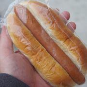 総菜パンを楽しみしていたのですが