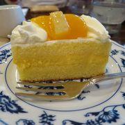 シンプルなケーキだけど美味しい長崎の定番スイーツ