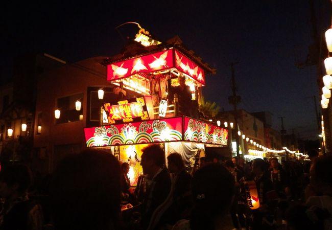 田名部神社まで