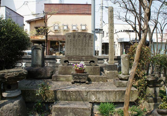 長岡から会津など、戊辰戦争を転戦