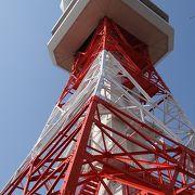 日本一の地平線が観られる展望台・・・というキャッチフレーズ