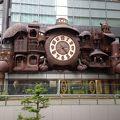 写真:日本テレビタワー (日テレプラザ)