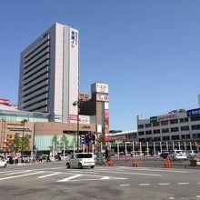 東横イン新潟駅前