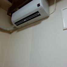エアコンは新しいです。