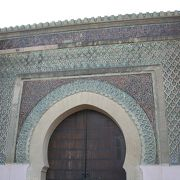 アフリカで一番美しい門