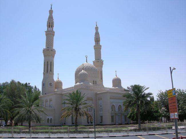 ジュメイラ モスク