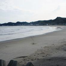 豊間海水浴場