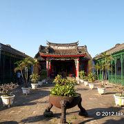 のんびり静かな中華会館