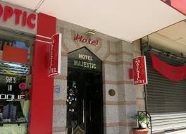 ホテル マジェスティック