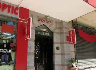 ホテル マジェスティック 写真