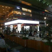 集合場所にピッタシな喫茶店、イタリアンてきな物が多い ~大阪ステーションシティ、「時空の広場」にある バール・デルソーレ~