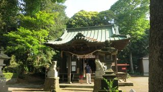 古くからの神社