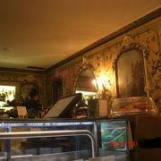 素敵なカフェ