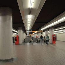 フィラデルフィアブリュッケ駅