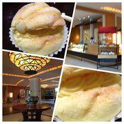 帝国ホテルのメロンパン ♪