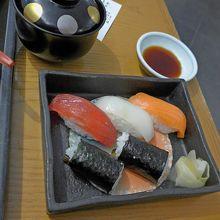 あと陶板焼きと天ぷら,煮物