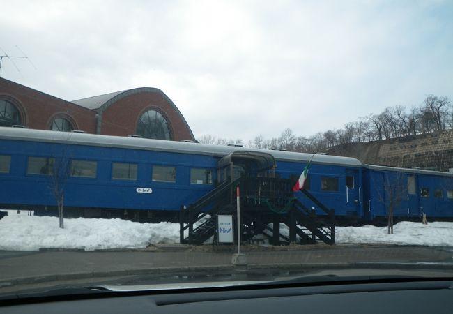 電車でイタリアンを楽しめる
