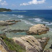 渡嘉敷島で一番印象に残ったスポット