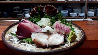 魚と日本酒