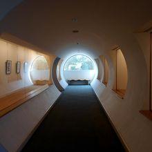 瞑想回廊2F内観?。