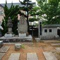 写真:釈迦堂跡