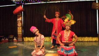 烏來酋長文化村