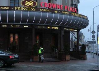 クラウン プラザ ホテル ミンスク 写真