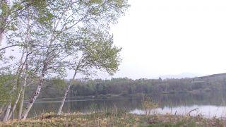 バラギ湖畔の快適キャンプ場