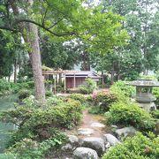 北陸の銀閣寺、庭園も見事のはずが…
