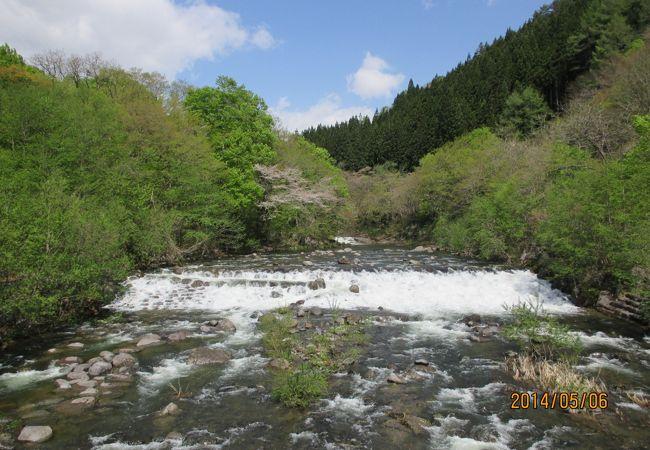 奥入瀬渓谷