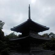 【安土】三重塔と仁王門