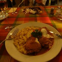 ダナコルソ レストラン