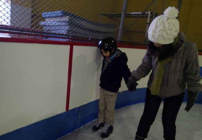 桐生スケートセンター