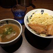 麺屋武蔵のつけ麺!