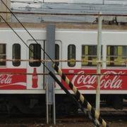北陸本線には広告付きの列車が沢山!