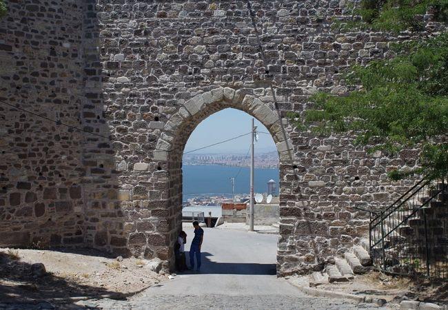 カディフェカレ城塞跡