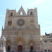 2014年5月は聖堂内、工事中