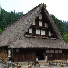 村上家の外観