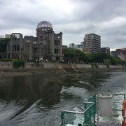 市内から船でいけちゃう宮島への交通手段