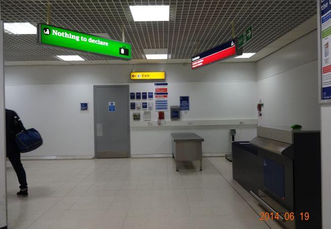 アバディーン・ダイス空港 (ABZ)