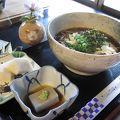 写真:伯耆の国懐集館 矢田貝邸 蕎麦処 風ごよみ
