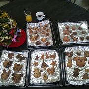 久々にクッキー作り♪