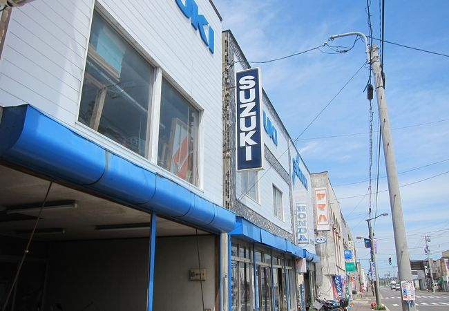 長沼自転車店 (レンタサイクル)