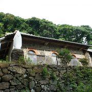 「長崎の教会群とキリスト教関連遺産」を構成する遺産の一つ