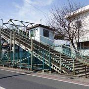 太宰治お気に入りの陸橋、三鷹電車庫跨線橋