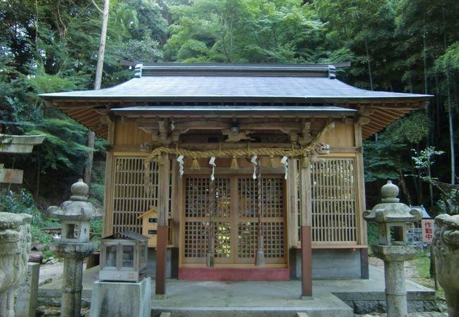 道真公ゆかりの寺社です