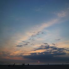 新舞子海岸