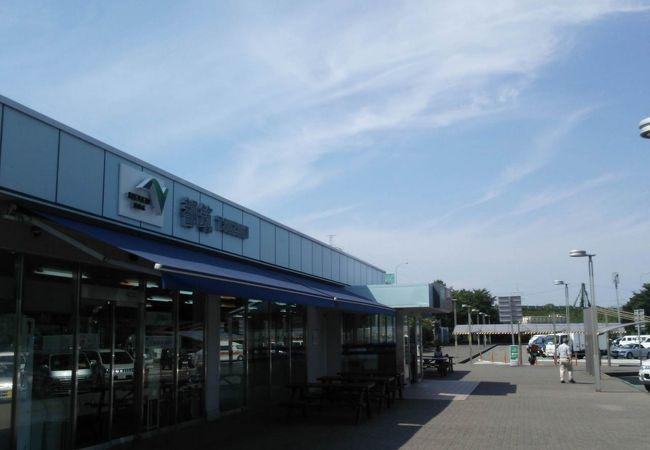 第3京浜上り線にあるパーキング