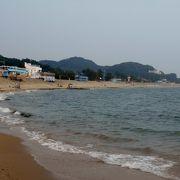 愛知県下で2番目の規模の海水浴場