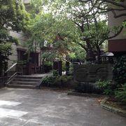 神谷町駅すぐ。